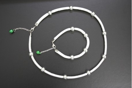 Conjunto blanco Luna