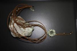 Collar Elegant Flower